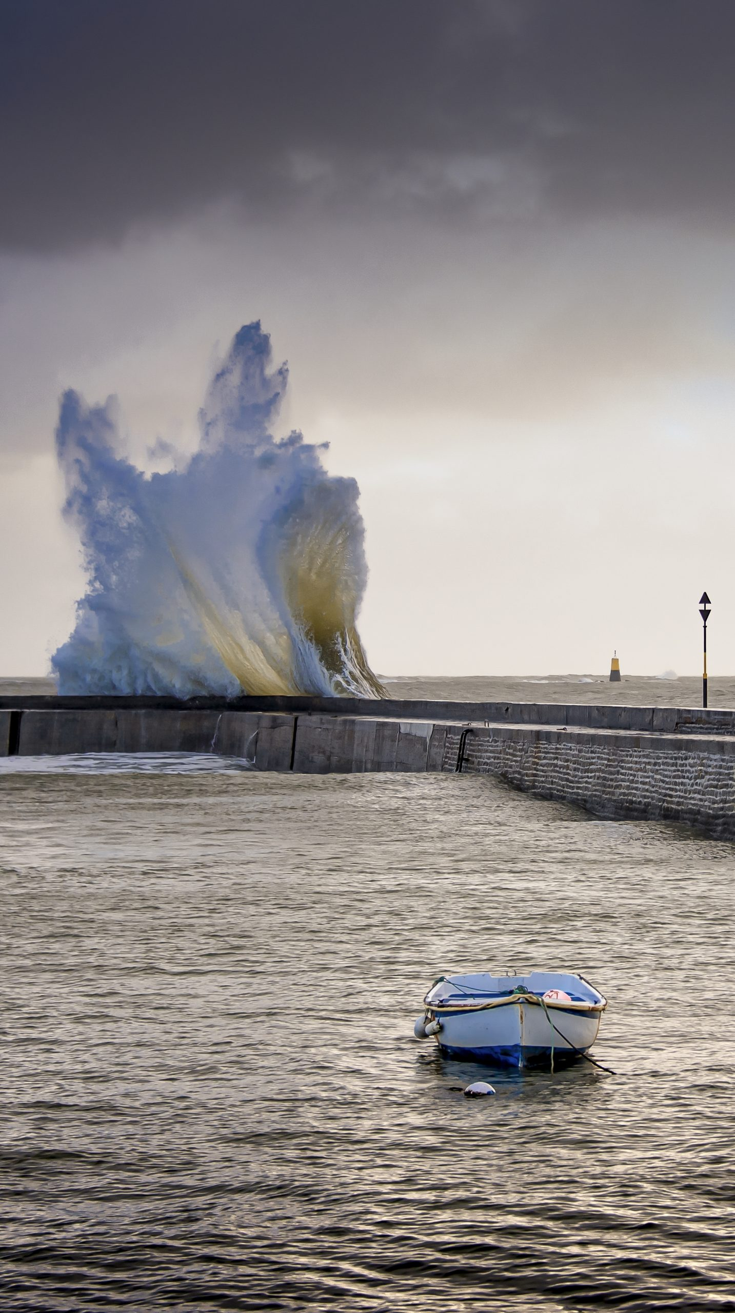 Tableau - Photo originale - Bretagne